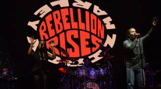 Udiscovermusic; Ziggy Marley Performs A Virtual 'Rebellion Rises' Set