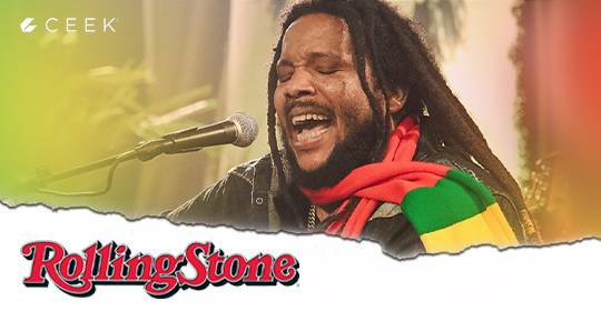 Rolling Stone: Stephen Marley to Livestream Concert of Bob Marley Classics